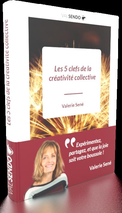 """E-book """"5 clefs pour booster la créativité collective"""""""